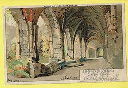 * Villers La Ville (Waals Brabant - Wallonie) * (Louis Titz) Ruines De L'abbaye De Villers, Cloitre, 1902, Klooster - Villers-la-Ville