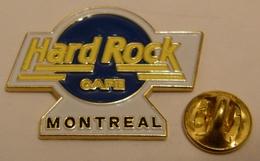 HARD ROCK CAFE MONTREAL CANADA 94 1994 Pin Pin's Pin - Cities
