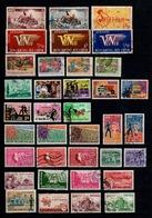 Vietnam - Lot 1 De 36 Timbres Obliteres - Viêt-Nam