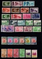 Vietnam - Lot 2 De 36 Timbres Obliteres - Viêt-Nam