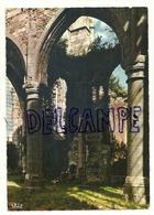 Abbaye D'Aulne. L'Eglise. IRIS NELS.Mexichrome. Edit. Anciens Ets Ern Thill - België
