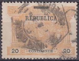 PORTUGAL 1911 Nº 186 USADO - Used Stamps