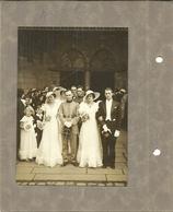 ( BRETAGNE)(22 COTES DU NORD)( SAINT BRIEUC ) (PHOTO DELAUNAY )( MARIAGE )( MILITAIRES ) - Lieux