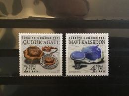 Turkije / Turkey - Postfris / MNH - Complete Set Stenen 2019 - Ongebruikt