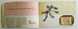 Catalogo Di RADIO TELEFUNKEN 1951 - 52 Mignonette B Mod. T. 83 FM ... _ Radiotecnica _ Radioamatore - Pubblicitari