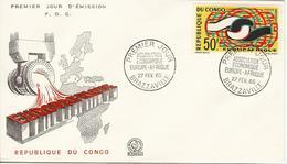 CONGO - EUROPAFRIQUE - FDC