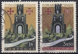 PORTUGAL 1962 Nº 894/95 USADO - 1910-... République
