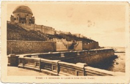 305 TRIPOLI – MONUMENT AUX MORTS - Libye