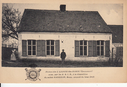 Sint Maria Lierde - Maison De Remy Hageman Amputé Du Bras Droit - Brakel, Geraardsbergen - Lierde