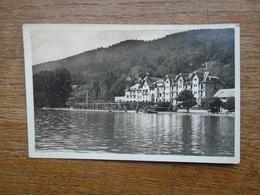 "Annecy , Hôtel Beau-rivage "" Beau Petit Timbre "" - Annecy"