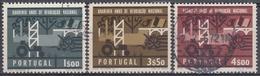 PORTUGAL 1966 Nº 984/86 USADO - Used Stamps