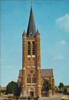 DOTTIGNIES - L'Eglise Et Le Monument - Oblitération De 1990 - Mouscron - Moeskroen