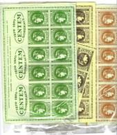 Feuille De Vignette 1870 - 1970 Centem Bordeaux ( Voir Scan ) - Altri