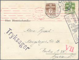Nachlässe: BRIEFE ALLE WELT - Reichhaltiger Posten Mit Sicherlich 1000+ Briefen/Karten/Ganzsachen Vo - Timbres