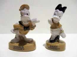 Fèves Mates  - Donald Et Daisy De Disney - Disney