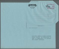 Honduras - Ganzsachen: 1970/1995 (ca.), AEROGRAMMES: Accumulation With About 900 Mostly Unused (a Fe - Honduras