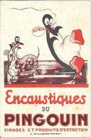 Encaustiques Du PINGOUIN - Produits Ménagers