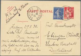 Französische Kolonien: 1850/1950 (ca.), France And Mainly Colonies/area, Collection Of Apprx. 140 Co - Frankreich (alte Kolonien Und Herrschaften)
