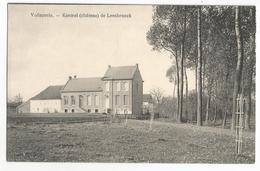 Vollezeele Kasteel De Leesbroeck Oude Postkaart - Belgique