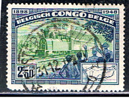 COB 40 // Y&T 298 // 1948 - Congo Belge