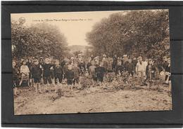 De Haan  - Coq S/Mer   *  Colonie De L'Oeuvre Franco-Belge à Coq-sur-Mer 1922 - De Haan