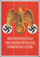 Ansichtskarten: Propaganda: Collection Of Ca. 235 Propaganda Postcards With Many Better, Such As Ear - Partis Politiques & élections