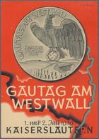 Ansichtskarten: Propaganda: 1939/1945: Bestand Von 249 Propagandakarten, Meist Bessere Motive, In üb - Partis Politiques & élections