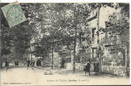JUVISY Avenue De L'Eglise - Juvisy-sur-Orge