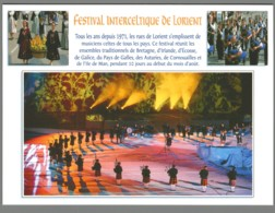 CPM 56 - Lorient - Le Festival Interceltique - Lorient