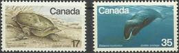 CANADA..1979..Michel # 722-723...MNH. - 1952-.... Règne D'Elizabeth II