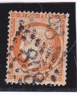 France, Cérès , N°38, Oblitéré GC 898= Charleville  ( 1901/066) - 1871-1875 Cérès