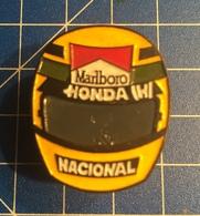 PIN'S CASQUE HONDA - Honda