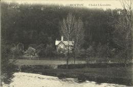 Hotton -- Chalet Lhernûtte. ???      (2 Scans) - Hotton
