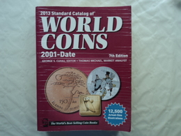 WORLD COINS 2001 - Date . 7th Édition * - Books & Software