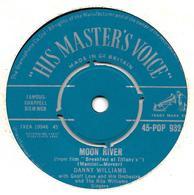 "Danny Williams  ""  Moon River  "" - Vinyles"