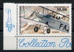 RC 11512 FRANCE PA N° 62 BIPLAN POTEZ 25 PROVENANT DU FEUILLET NEUF ** TB - 1960-.... Neufs