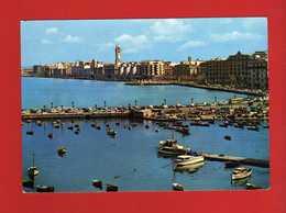 BARI - LUNGOMARE NAZARIO SAURO.   Viaggiata 1966.   Vedi Descrizione. - Bari