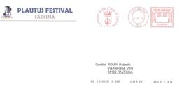 COMUNE DELLA CITTA' DI SARSINA PLAUTUS FESTIVAL - Affrancature Meccaniche Rosse (EMA)