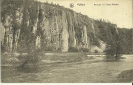 Hotton -- Rochers Du Camp Romain.      (2 Scans) - Hotton