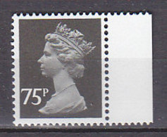 PGL BZ505 - GRANDE BRETAGNE Yv N°908a ** MACHINS - Unused Stamps