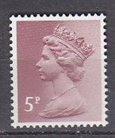 PGL BZ509 - GRANDE BRETAGNE Yv N°1017a ** MACHINS - 1952-.... (Elizabeth II)