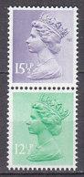 PGL BZ513 - GRANDE BRETAGNE Yv N°1018d ** MACHINS - 1952-.... (Elizabeth II)