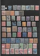 Colombie - Collection Timbres Anciens - Oblitérés/neufs * - B/TB - 10 Scans - Colombie