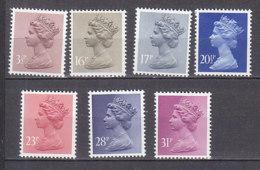 PGL BZ516 - GRANDE BRETAGNE Yv N°1075/81 ** MACHINS - 1952-.... (Elizabeth II)