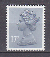 PGL BZ519 - GRANDE BRETAGNE Yv N°1077e Lettre D ** MACHINS - 1952-.... (Elizabeth II)