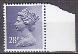 PGL BZ521 - GRANDE BRETAGNE Yv N°1080 ** MACHINS - 1952-.... (Elizabeth II)