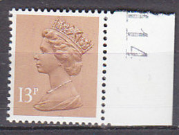 PGL BZ530 - GRANDE BRETAGNE Yv N°1140 ** MACHINS - 1952-.... (Elizabeth II)