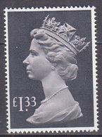 PGL BZ537 - GRANDE BRETAGNE Yv N°1145 ** MACHINS - 1952-.... (Elizabeth II)