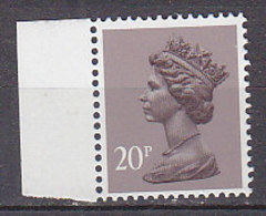 PGL BZ552 - GRANDE BRETAGNE 20p Chiffre Etroit (1986) ** MACHINS - 1952-.... (Elizabeth II)
