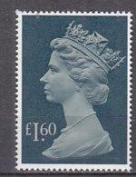 PGL BZ557 - GRANDE BRETAGNE Yv N°1283 ** MACHINS - 1952-.... (Elizabeth II)